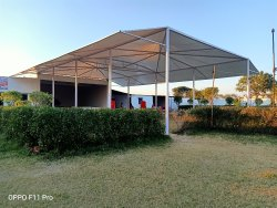 Banquet Hall Tensile Structure