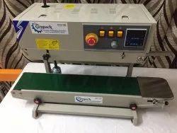 Plastic Continuous Band Sealing Machine