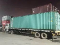 Container Transporting