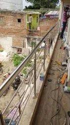 SSM72 Stainless Steel Balcony Railing