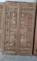 Solid Wood Dubak Door