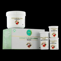 Oxi9 essential White Herbal Bleach Cream, Type Of Packaging: Box, Packaging Size: 45Gm
