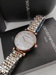 Analog Casual Wear Armani Watches