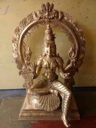 Bronze Sri Raja Rajeswari