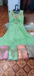 Imported Handwork Embroidered Suit