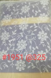 Dyeable Georgette Embroidery Fabric design no 1951