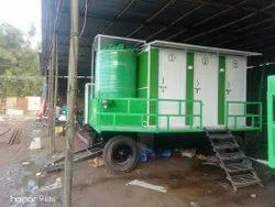 Bio Toilet Van
