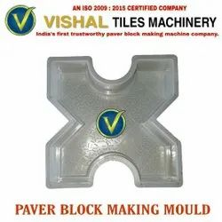 Grass Paver Block Mould