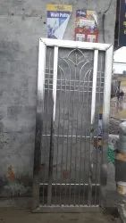 Stainless Steel Ss Jali Gate, For Home
