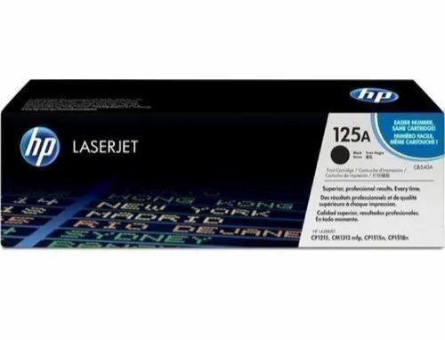 HP CB540A LASERJET Toner Cartridge