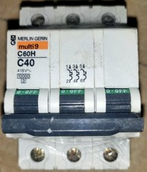 Merlin Gerin Mcb, Size: 40 Amp