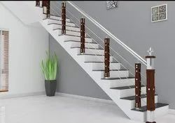 SSM89 Stainless Steel Staircase Railing