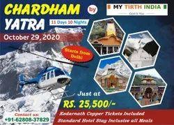 Chardham Yatra Tour Package