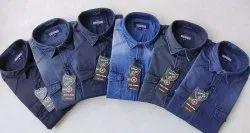 Wud N Burg Denim Shirt