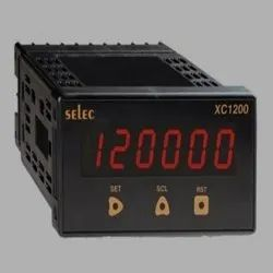 Selec XC1200  Counters- Programmable/ Preset  Rate Indicator