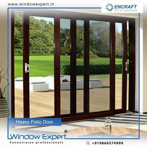 ENCRAFT uPVC Heavy patio door