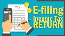 Income Tax Return E Filing Services, in Pan India