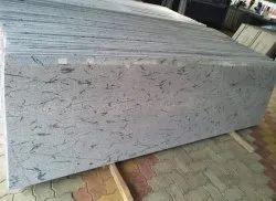 Big Slab French White Granite, Thickness: 15-20 mm