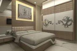 Bedroom Interior Bed Room Designing Service
