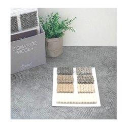 Commercial Building Tile/Marble/Concrete Office Carpet Flooring, For Indoor, Anti-Skidding