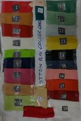 For Garment Cotton Flax Fabric