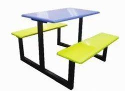 School FRP Desk Bench