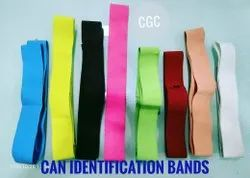 Identification Band For Card Cans