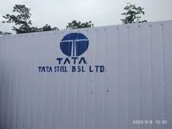 Steel Prefabricated movable office container House (Porta Cab)