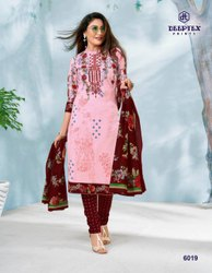 44-45 RANDOM Deeptex Miss India Suit, For Regular