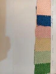 Plain D'decor jute fabric