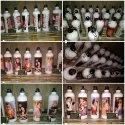 White Steel Personalized Photo Printed Almunium Bottle, For Gift, Size: 21cm