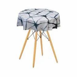 Shibori Round Table Covers Home Decor