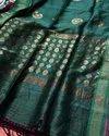 Pure Organic Linen Handweived Jamdani Sarees