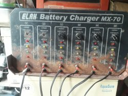 Battery Charger Repair Services, 72, 12