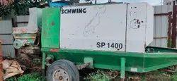 280 Diesel Engine Schwing Stetter Concrete Pump Repair Services