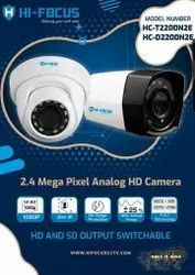 Cp Plus Metal Hd and Sd camera including Audio