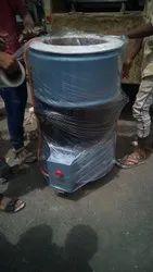 Mild Steel Round Gas Drum Tandoor, For Restaurant
