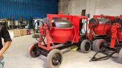 560 Litre Mobile Concrete Mixer