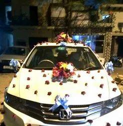 Honda Civicivic Weeding Car Rental service