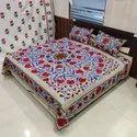 Embroidered Handicrafts Bedsheets