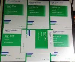 English 2020-21 CFA Kaplan Schweser Level 1