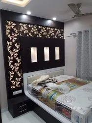 Wooden Modern Interior designing