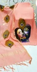 Hand Painted Salwar Suit