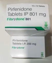 Pirfenidone 801mg Tablet