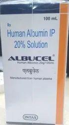 Albucel Human Albumin