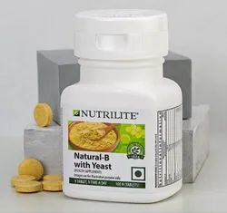 Nutrilite Natural B With Yeast 100 N Tablets, Non Prescription