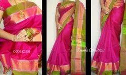 Uppada Imitation Silk Sarees