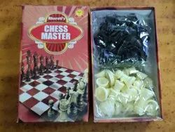 Plastic Chess Men