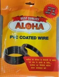 Iron Coated Wire / PVC Coated Wire