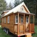 Portable Wooden House